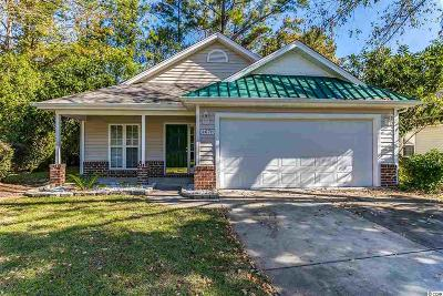 Murrells Inlet Single Family Home For Sale: 4670 Peony Cir