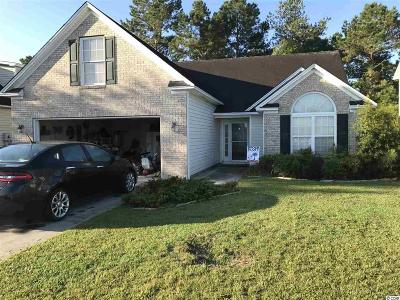 Myrtle Beach Single Family Home For Sale: 8049 Pleasant Point Lane