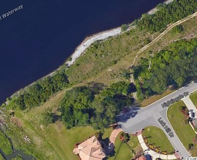 Myrtle Beach Residential Lots & Land For Sale: 5244 Nightingale