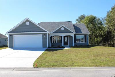 Galivants Ferry SC Single Family Home For Sale: $139,900