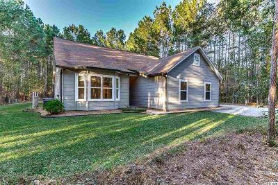 Conway Single Family Home For Sale: 200 Recycle Road