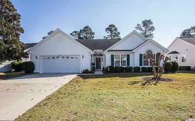 Myrtle Beach Single Family Home Active-Hold-Don't Show: 584 Wildflower Trail