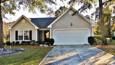 Murrells Inlet Single Family Home Active-Pend. Cntgt. On Financi: 4557 Fringtree Drive