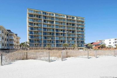 North Myrtle Beach Condo/Townhouse For Sale: 4505 S Ocean Blvd. #6A