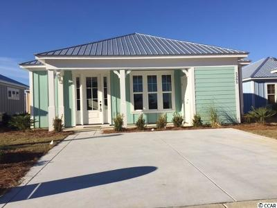 North Myrtle Beach Single Family Home For Sale: 5305 Sea Coral Way