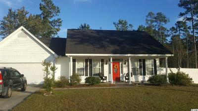 Myrtle Beach Single Family Home For Sale: 7320 Springside Drive