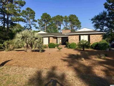 Myrtle Beach Single Family Home For Sale: 1585 Crooked Pine