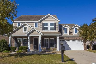 Myrtle Beach Single Family Home For Sale: 4613 Marshwood Drive