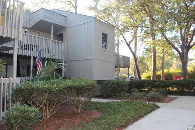 Pawleys Island Condo/Townhouse For Sale: 118 Salt Marsh Circle #25b #25B