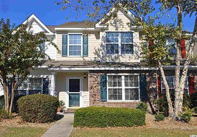 Myrtle Beach Condo/Townhouse For Sale: 840 Sheridan Road #89