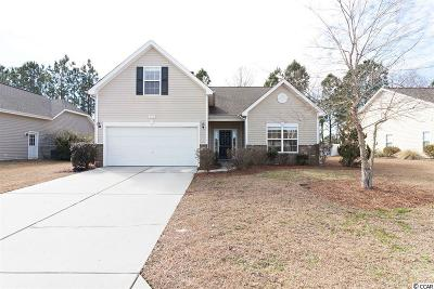 Little River Single Family Home For Sale: 117 Carriage Lake Dr