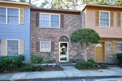 Myrtle Beach Condo/Townhouse For Sale: 830 44th Avenue North #C-5