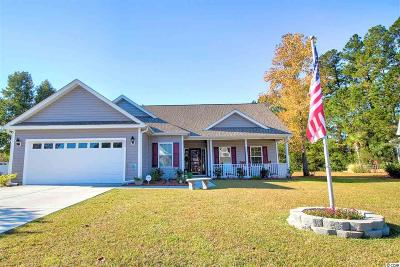 Conway Single Family Home For Sale: 632 Bald Eagles Dr