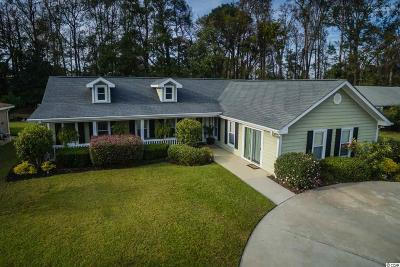 Surfside Beach Single Family Home For Sale: 571 Circle Dr.