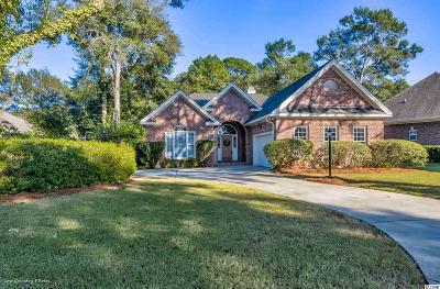 Pawleys Island Single Family Home For Sale: 76 Berkshire Loop