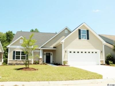 Myrtle Beach, North Myrtle Beach Single Family Home Active-Pend. Cntgt. On Financi: 4547 Marshwood Drive