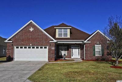 Murrells Inlet Single Family Home Active-Pend. Cntgt. On Financi: 232 Fox Den Drive