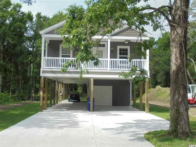 Myrtle Beach, North Myrtle Beach Single Family Home For Sale: 1741 N 24th Avenue