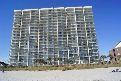 North Myrtle Beach Condo/Townhouse Active-Pend. Contingent Contra: 102 N Ocean Blvd #1401