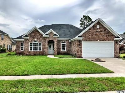 Myrtle Beach Single Family Home For Sale: 2359 Clandon Dr