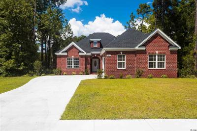 Conway Single Family Home For Sale: 1832 Woodstork