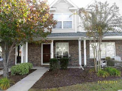 Murrells Inlet Condo/Townhouse For Sale: 720 Wilshire Lane #720