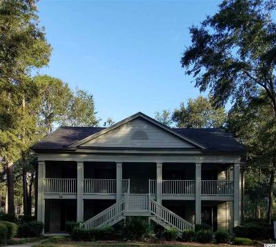 Pawleys Island Condo/Townhouse For Sale: 34-1 Stillwood Drive #34-1