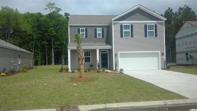 Myrtle Beach Single Family Home For Sale: Tbd Harmony Lane