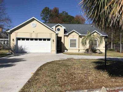 Myrtle Beach Single Family Home For Sale: 303 Muirfield Road