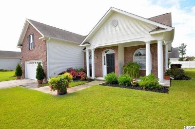 Murrells Inlet Single Family Home For Sale: 112 Pheasant Run Drive