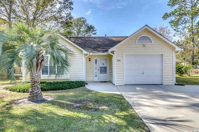 Little River SC Single Family Home For Sale: $156,200