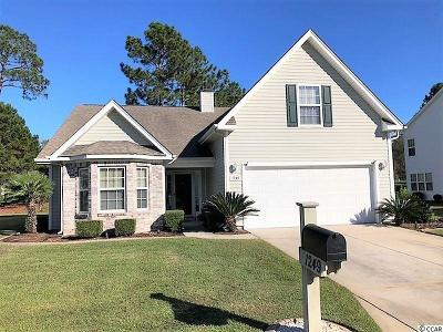 Myrtle Beach Single Family Home For Sale: 1249 Ambling Way Dr