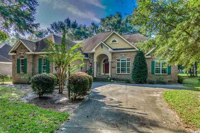 Pawleys Island Single Family Home For Sale: 388 Masters Drive