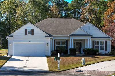 Georgetown County, Horry County Single Family Home For Sale: 6607 Salisbury Court