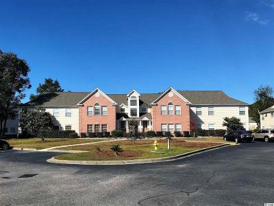Murrells Inlet Condo/Townhouse For Sale: 4300 Lotus Ct #A
