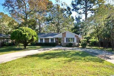 Myrtle Beach Single Family Home For Sale: 1502 King Street