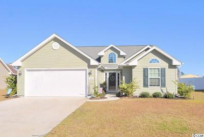 Conway Single Family Home For Sale: 337 Carolina Springs Ct