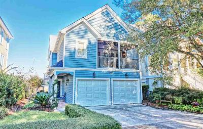 North Myrtle Beach Single Family Home For Sale: 4949 S. Island Dr