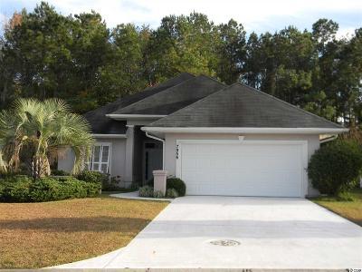 Murrells Inlet Single Family Home For Sale: 7956 Leeward Lane