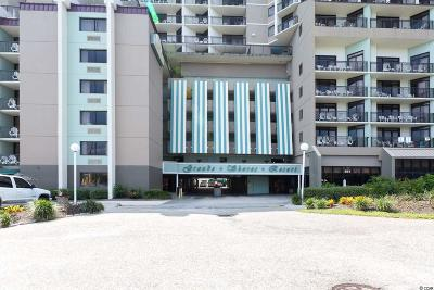 Myrtle Beach, North Myrtle Beach Condo/Townhouse For Sale: 201 N 77th Ave #731