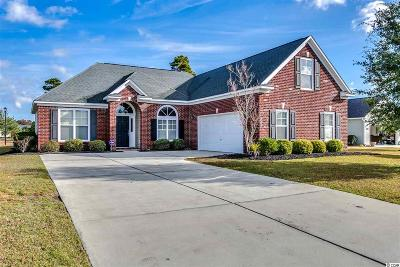 Myrtle Beach Single Family Home Active-Hold-Don't Show: 924 Bromley Court