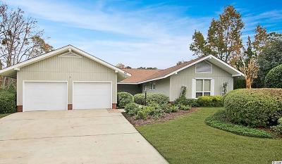 Myrtle Beach Single Family Home For Sale: 206 Ashley River Road