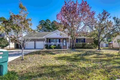 Myrtle Beach Single Family Home For Sale: 675 Blackstone Drive
