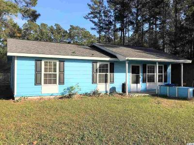 Conway Single Family Home For Sale: 3562 Wayside Road