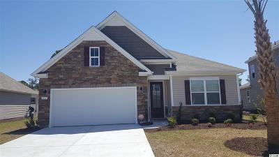 29575 Single Family Home Active-Pend. Contingent Contra: 152 Ocean Commons Drive