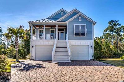 Murrells Inlet Single Family Home For Sale: 260 Graytwig Circle