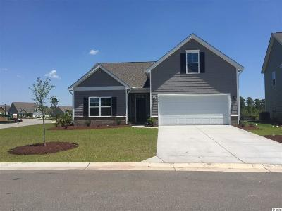 Myrtle Beach Single Family Home For Sale: 5701 Cottonseed Court