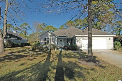 Pawleys Island Single Family Home For Sale: 274 Springfield Road