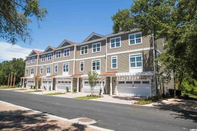 Murrells Inlet Condo/Townhouse For Sale: 4336 S Hwy 17 Business #201