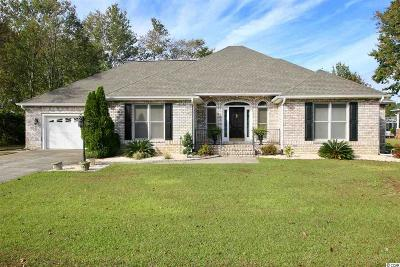29588 Single Family Home For Sale: 502 Saluda River Road